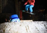 Flatstyle Snowboard evenement
